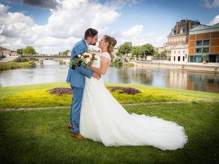 Le mariage de Romain et Chloé