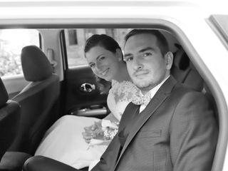 Le mariage de Sabrina et Thibault 1