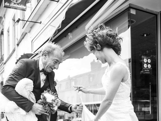 Le mariage de Quentin et Elodie à Bosc-le-Hard, Seine-Maritime 20