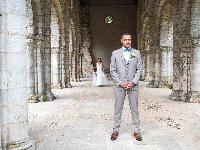 Le mariage de Quentin et Elodie à Bosc-le-Hard, Seine-Maritime 22