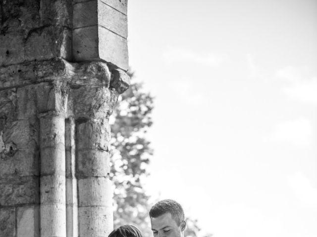 Le mariage de Quentin et Elodie à Bosc-le-Hard, Seine-Maritime 27