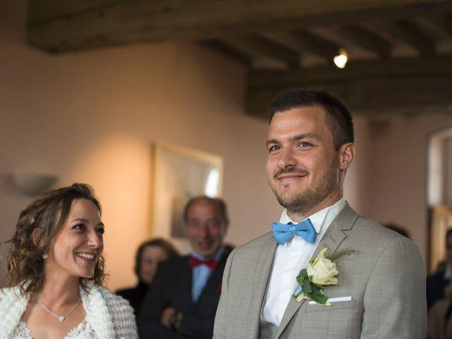 Le mariage de Quentin et Elodie à Bosc-le-Hard, Seine-Maritime 35