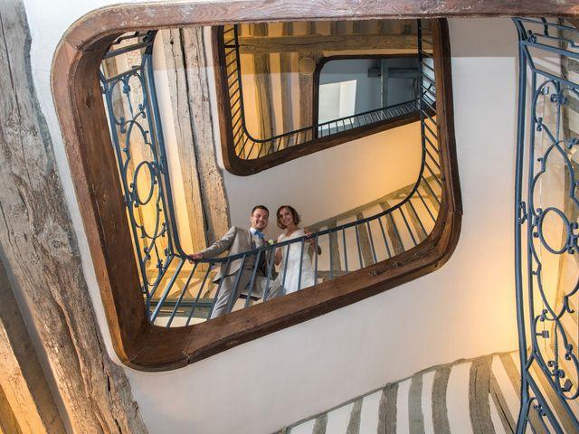 Le mariage de Quentin et Elodie à Bosc-le-Hard, Seine-Maritime 40