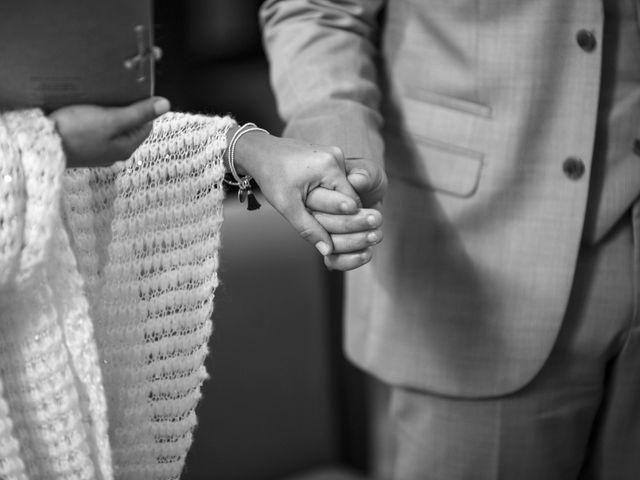 Le mariage de Quentin et Elodie à Bosc-le-Hard, Seine-Maritime 56