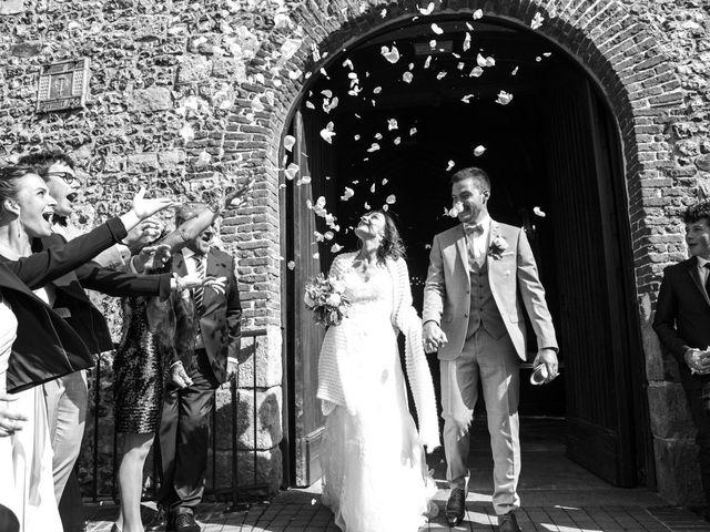 Le mariage de Quentin et Elodie à Bosc-le-Hard, Seine-Maritime 65