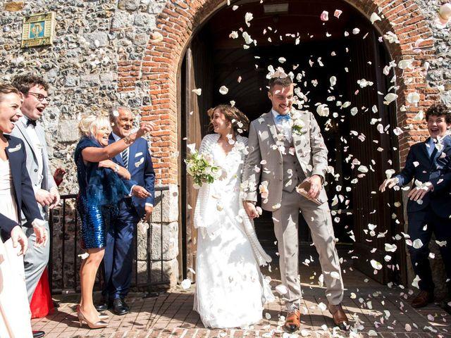 Le mariage de Quentin et Elodie à Bosc-le-Hard, Seine-Maritime 66