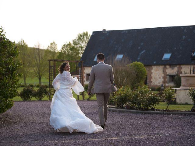 Le mariage de Quentin et Elodie à Bosc-le-Hard, Seine-Maritime 70