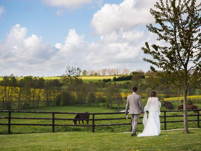 Le mariage de Quentin et Elodie à Bosc-le-Hard, Seine-Maritime 73