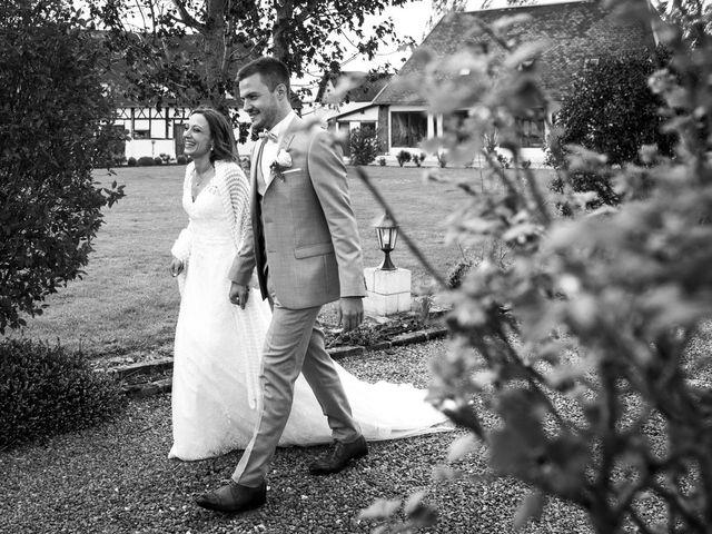Le mariage de Quentin et Elodie à Bosc-le-Hard, Seine-Maritime 75