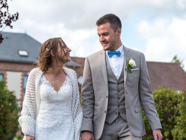 Le mariage de Quentin et Elodie à Bosc-le-Hard, Seine-Maritime 76