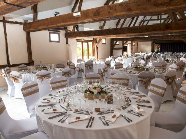 Le mariage de Quentin et Elodie à Bosc-le-Hard, Seine-Maritime 77