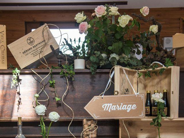 Le mariage de Quentin et Elodie à Bosc-le-Hard, Seine-Maritime 86