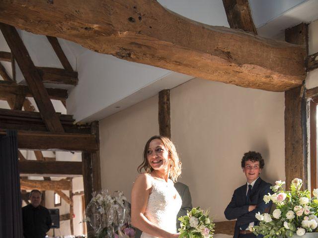 Le mariage de Quentin et Elodie à Bosc-le-Hard, Seine-Maritime 87