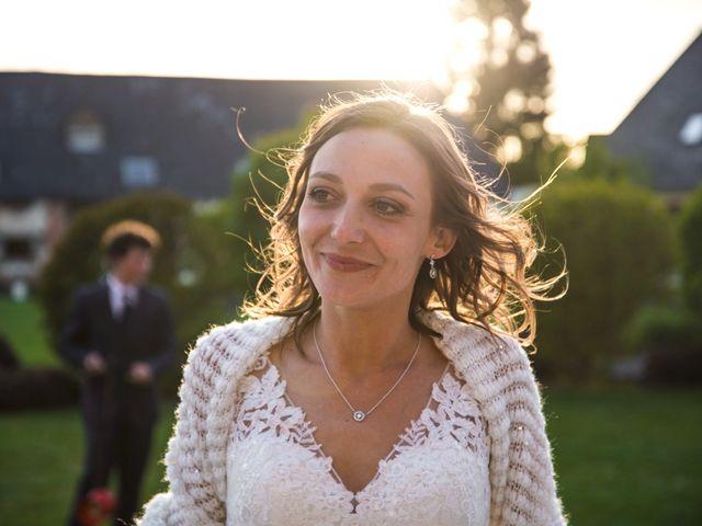 Le mariage de Quentin et Elodie à Bosc-le-Hard, Seine-Maritime 89