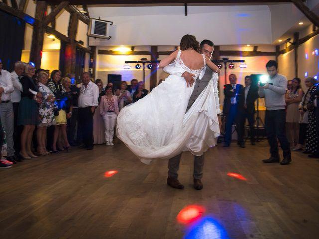 Le mariage de Quentin et Elodie à Bosc-le-Hard, Seine-Maritime 102