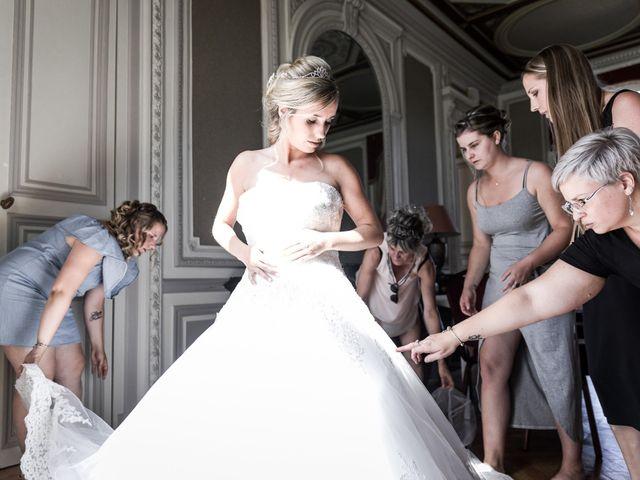 Le mariage de Antoine et Aurélie à Saint-Maurice-Saint-Germain, Eure-et-Loir 18