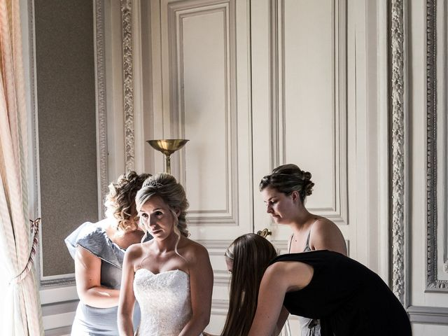 Le mariage de Antoine et Aurélie à Saint-Maurice-Saint-Germain, Eure-et-Loir 21
