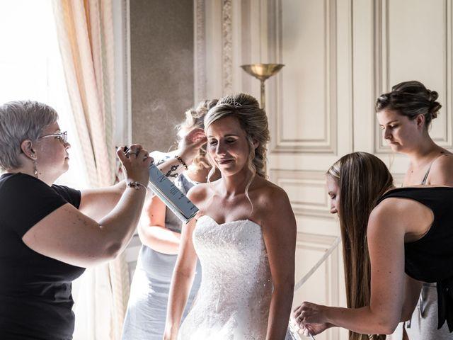 Le mariage de Antoine et Aurélie à Saint-Maurice-Saint-Germain, Eure-et-Loir 22