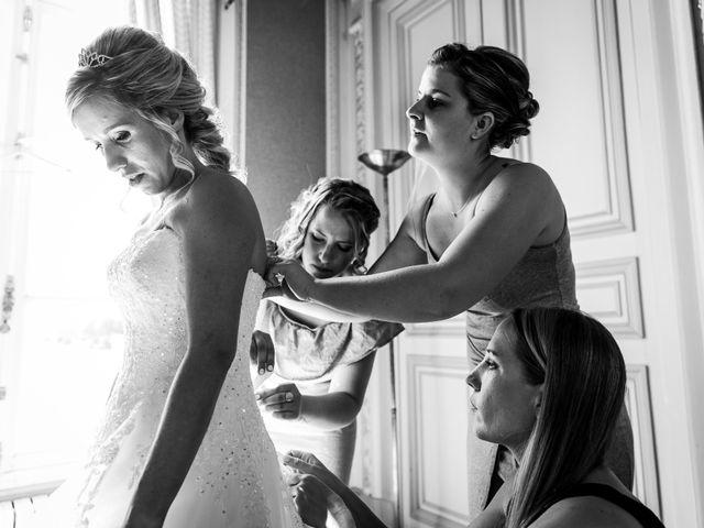 Le mariage de Antoine et Aurélie à Saint-Maurice-Saint-Germain, Eure-et-Loir 23