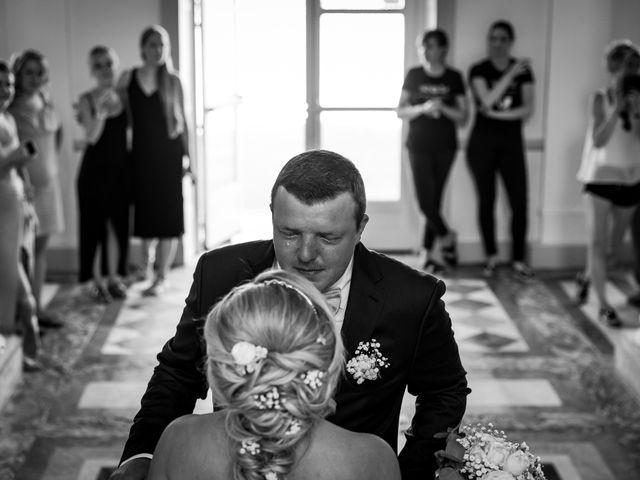 Le mariage de Antoine et Aurélie à Saint-Maurice-Saint-Germain, Eure-et-Loir 31