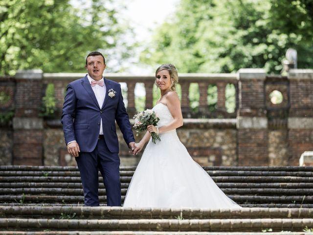 Le mariage de Antoine et Aurélie à Saint-Maurice-Saint-Germain, Eure-et-Loir 33