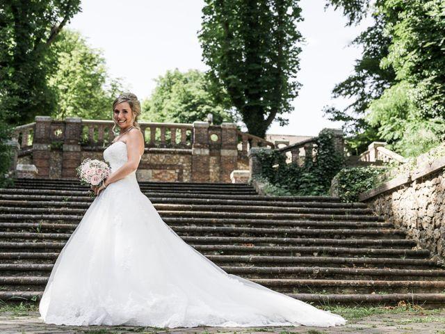 Le mariage de Antoine et Aurélie à Saint-Maurice-Saint-Germain, Eure-et-Loir 34