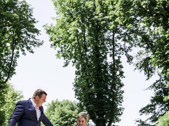 Le mariage de Antoine et Aurélie à Saint-Maurice-Saint-Germain, Eure-et-Loir 35