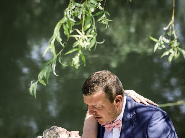 Le mariage de Antoine et Aurélie à Saint-Maurice-Saint-Germain, Eure-et-Loir 45