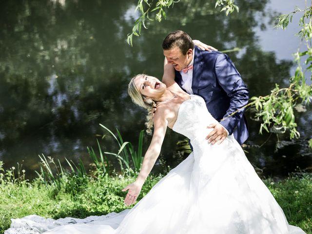 Le mariage de Antoine et Aurélie à Saint-Maurice-Saint-Germain, Eure-et-Loir 46