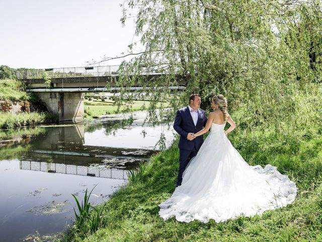 Le mariage de Antoine et Aurélie à Saint-Maurice-Saint-Germain, Eure-et-Loir 47