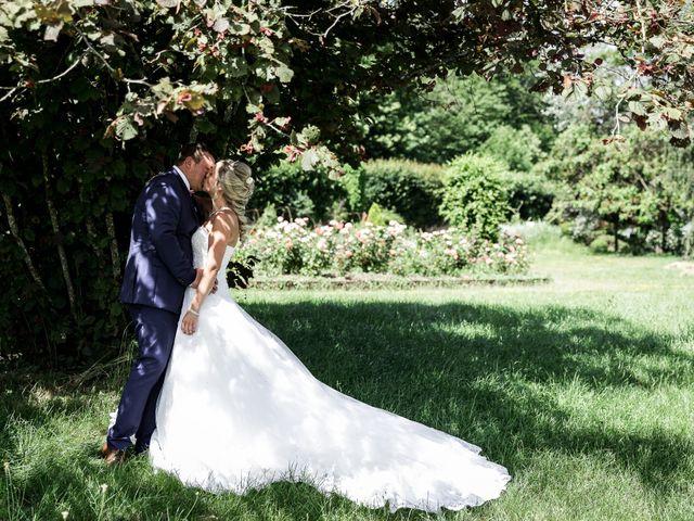 Le mariage de Antoine et Aurélie à Saint-Maurice-Saint-Germain, Eure-et-Loir 49