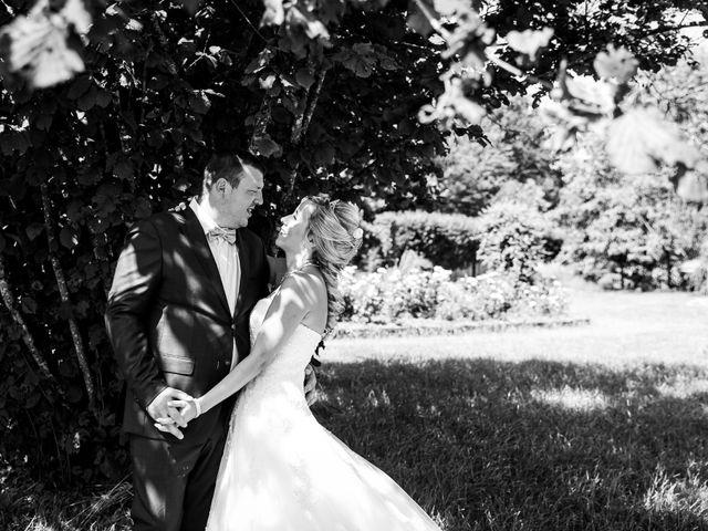 Le mariage de Antoine et Aurélie à Saint-Maurice-Saint-Germain, Eure-et-Loir 50