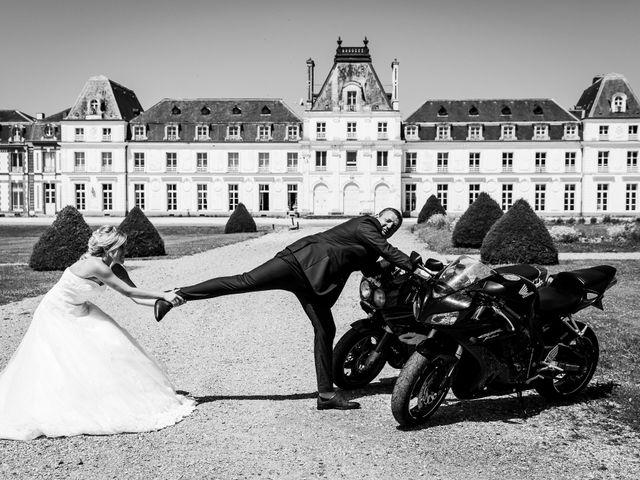 Le mariage de Antoine et Aurélie à Saint-Maurice-Saint-Germain, Eure-et-Loir 52