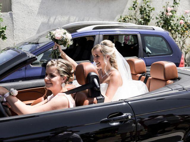 Le mariage de Antoine et Aurélie à Saint-Maurice-Saint-Germain, Eure-et-Loir 60