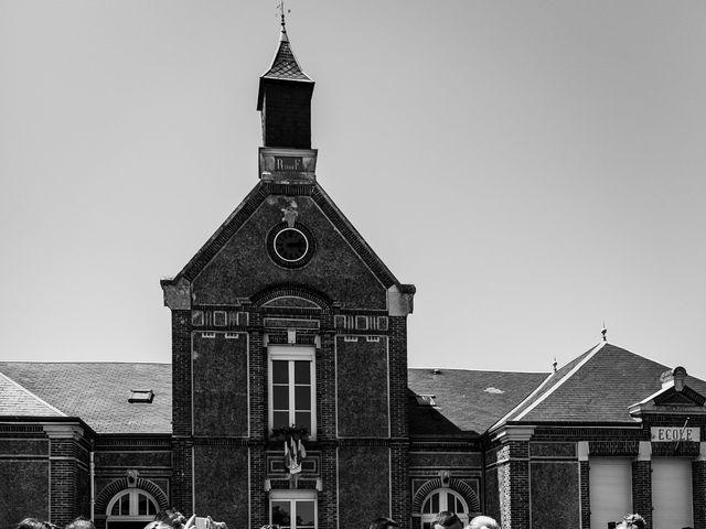 Le mariage de Antoine et Aurélie à Saint-Maurice-Saint-Germain, Eure-et-Loir 62