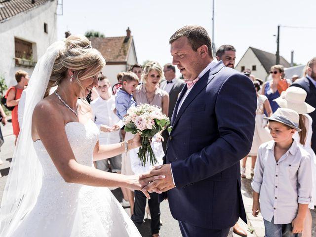 Le mariage de Antoine et Aurélie à Saint-Maurice-Saint-Germain, Eure-et-Loir 63