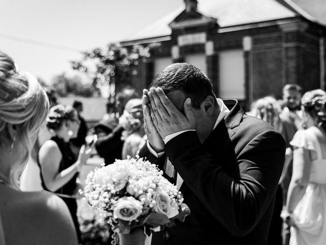Le mariage de Antoine et Aurélie à Saint-Maurice-Saint-Germain, Eure-et-Loir 64