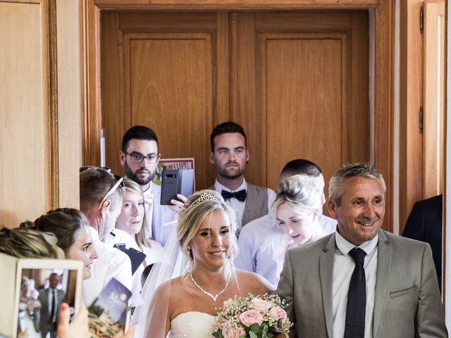 Le mariage de Antoine et Aurélie à Saint-Maurice-Saint-Germain, Eure-et-Loir 65