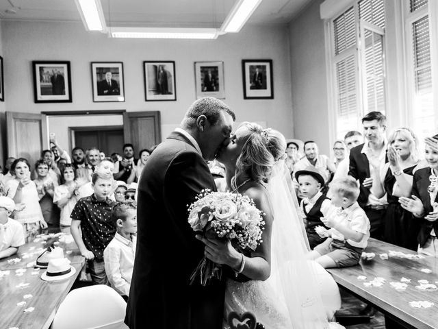 Le mariage de Antoine et Aurélie à Saint-Maurice-Saint-Germain, Eure-et-Loir 72