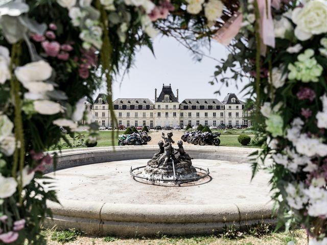 Le mariage de Antoine et Aurélie à Saint-Maurice-Saint-Germain, Eure-et-Loir 86