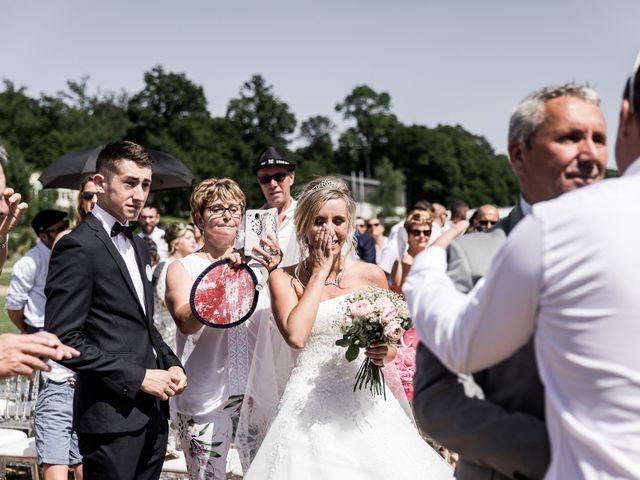 Le mariage de Antoine et Aurélie à Saint-Maurice-Saint-Germain, Eure-et-Loir 93
