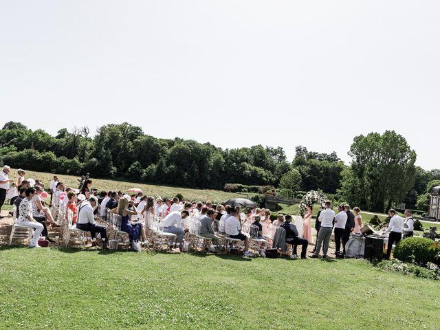 Le mariage de Antoine et Aurélie à Saint-Maurice-Saint-Germain, Eure-et-Loir 110