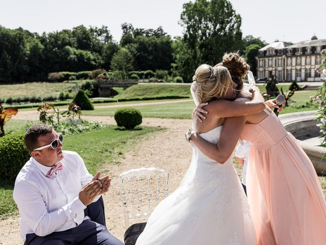 Le mariage de Antoine et Aurélie à Saint-Maurice-Saint-Germain, Eure-et-Loir 124