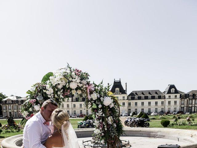 Le mariage de Antoine et Aurélie à Saint-Maurice-Saint-Germain, Eure-et-Loir 132