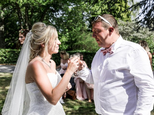 Le mariage de Antoine et Aurélie à Saint-Maurice-Saint-Germain, Eure-et-Loir 139