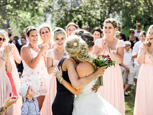 Le mariage de Antoine et Aurélie à Saint-Maurice-Saint-Germain, Eure-et-Loir 149
