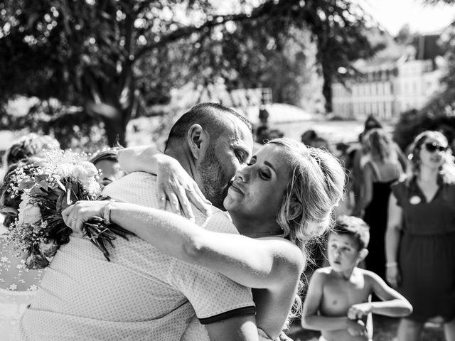 Le mariage de Antoine et Aurélie à Saint-Maurice-Saint-Germain, Eure-et-Loir 153