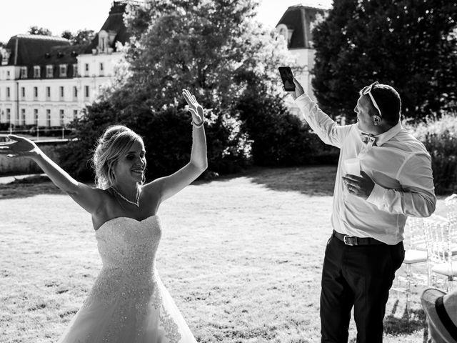 Le mariage de Antoine et Aurélie à Saint-Maurice-Saint-Germain, Eure-et-Loir 165
