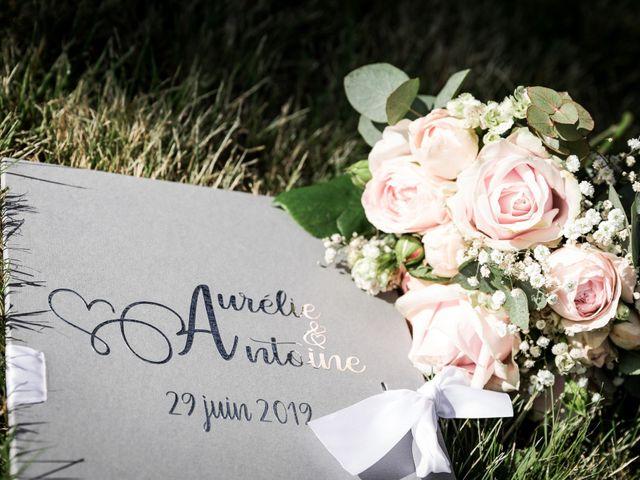 Le mariage de Antoine et Aurélie à Saint-Maurice-Saint-Germain, Eure-et-Loir 169