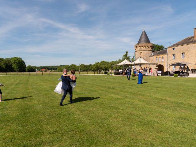 Le mariage de Sebastian et Constance à Donchery, Ardennes 28